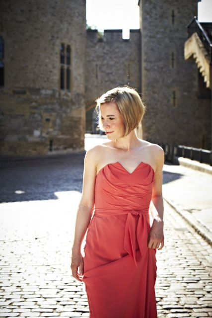 Lucy Worsley, PhD - haven't seen this before!
