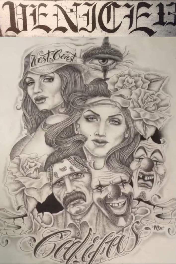 Pin By Joe Gallegos On Lowrider Prison Arte Chicano Art Tattoos Chicano Art Chicano Drawings