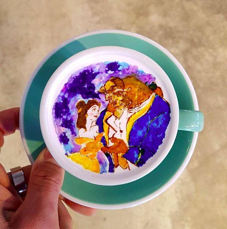 Kahve Sanatı, Cream Art, Latte Art, Güzel ve Çirkin