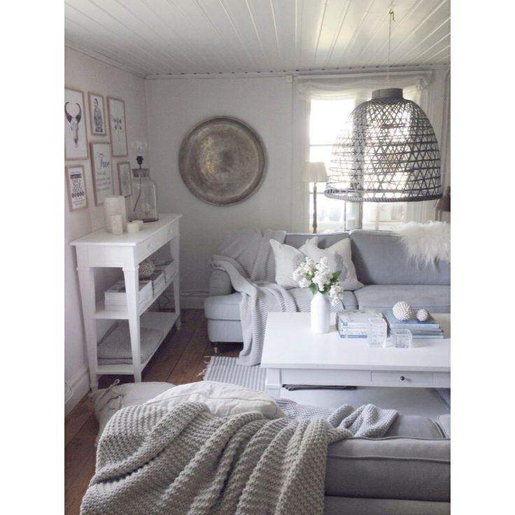 Skandinavian livingroom