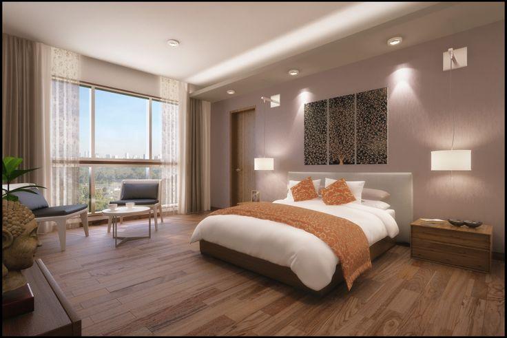#RajInfinia Master Bedroom look and Feel!