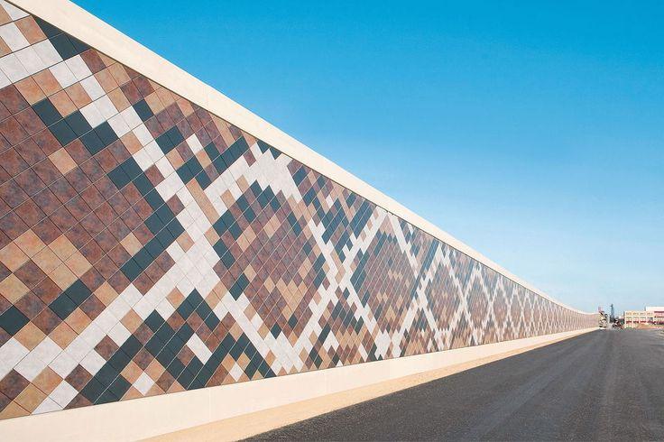 Slangenwand, The Netherlands, NIO architecten - Agrob Buchtal Ceramic Facade System