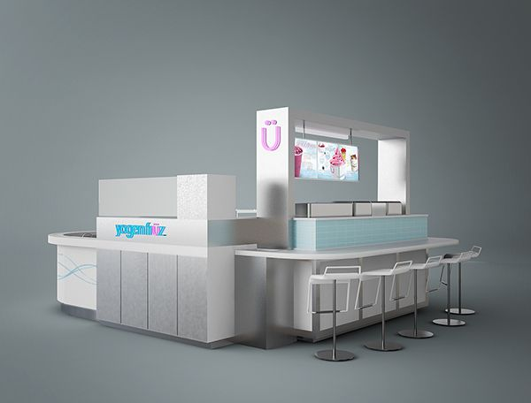 Custom Designed Kiosks