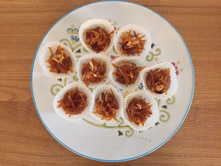 S'aranzada nuorese: un dolce d'inverno a base di arance e miele!