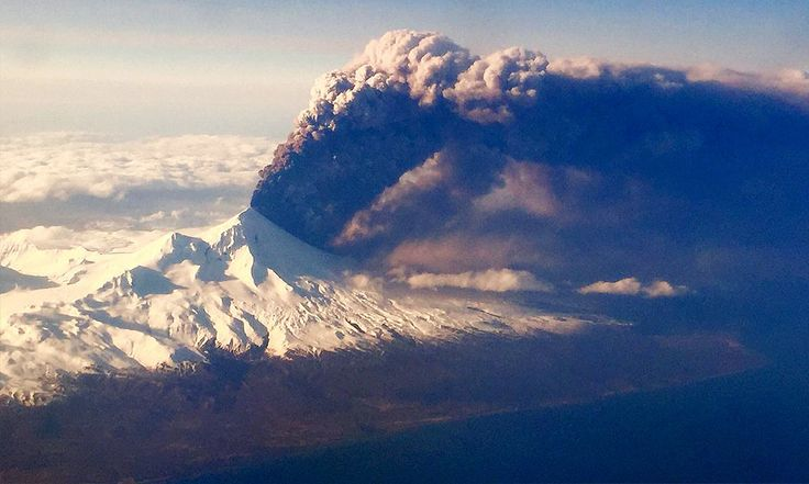 Alaska Airlines Suspends 41 Flights due to Volcanic ash from Mount Pavlof - http://www.airline.ee/alaska-airlines/alaska-airlines-suspends-41-flights-due-to-volcanic-ash-from-mount-pavlof/ - #AlaskaAirlines