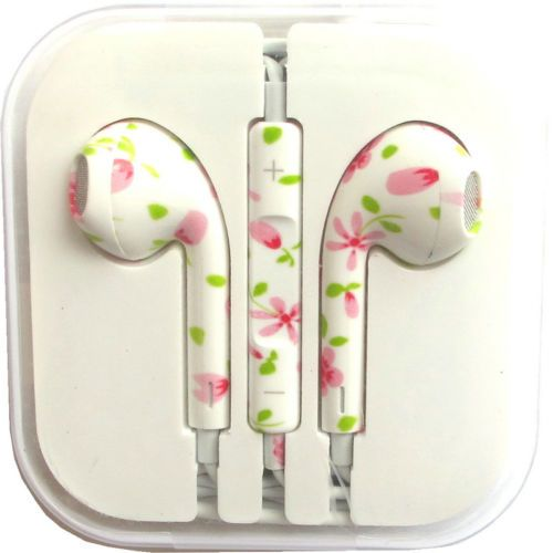 Earphone Headsets Headphone Earbuds with Remote Mic for iPhone 5 5S 4 4S 3GS No4 | eBay