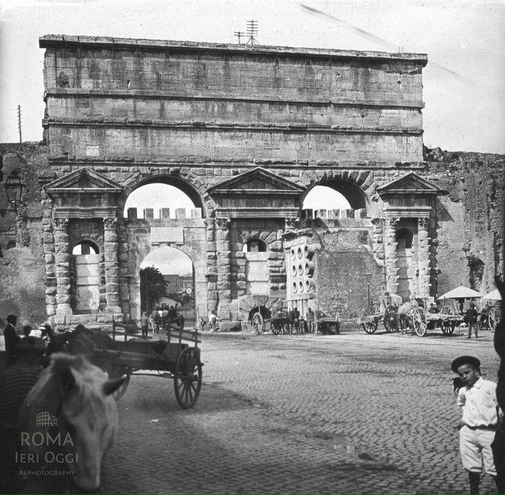 Porta Maggiore (1910 ca)