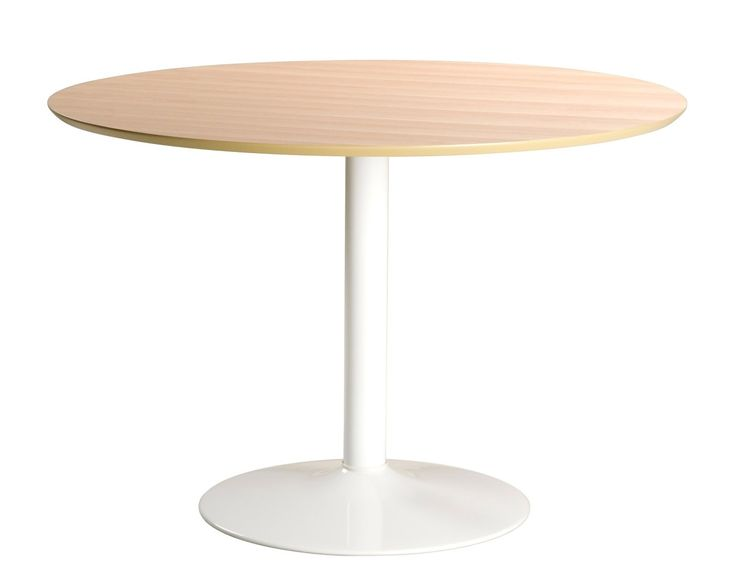 Die besten 25+ Tisch rund weiß Ideen auf Pinterest Esstisch rund - wohnzimmertisch wei rund