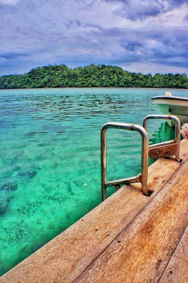 Pulau Weh: Maestro Panorama dan Sejarah Aceh