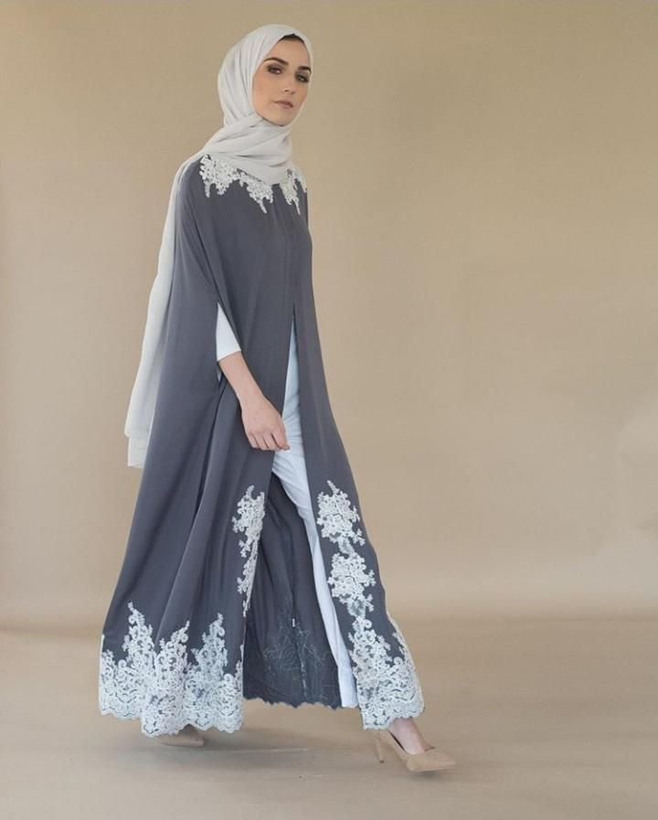 50 Best Abaya Designs For 2020 New Abaya Style In 2020 Abaya Designs Abayas Fashion Open Abaya Style