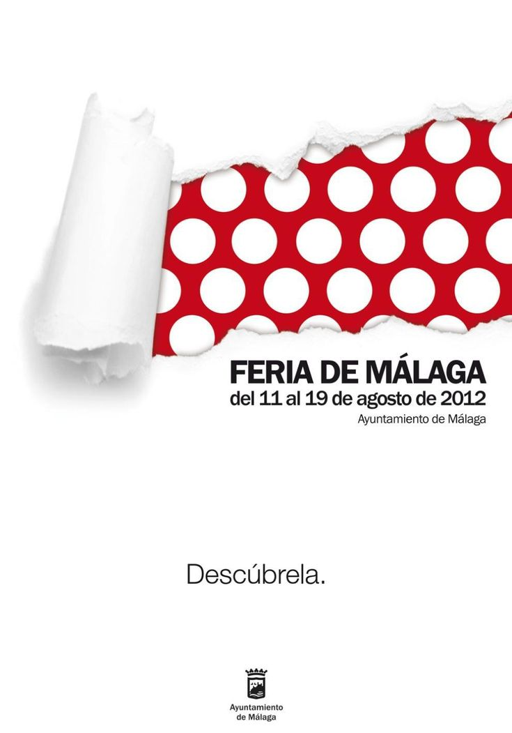 feria de malaga 2012 cartel