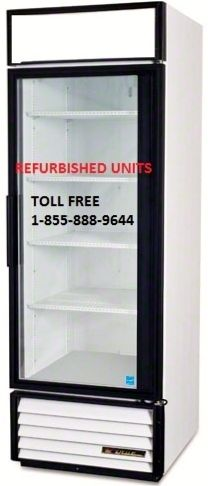 TRUE GDM 23F GLASS DOOR FREEZER ONLY $2399.00 CAD. DELIVER ACROSS CANADA.  PLEASE VISIT OUR WEBSITE FOR DETAILS.  www.ancasterfoodequipment.com