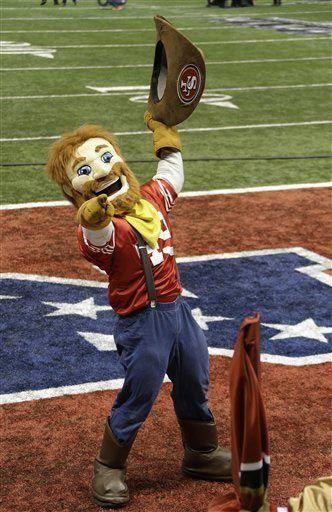 """San Francisco 49ers: """"Sourdough Sam"""", esta mascota tiene 5 apodos, """"Sam,..."""