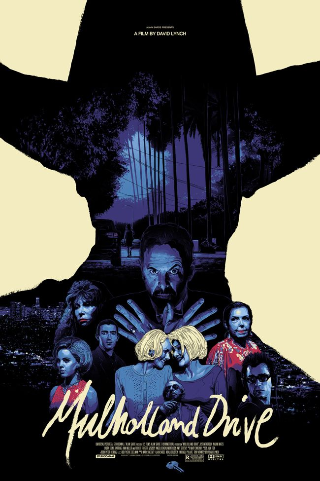 Cool Art: Mulholland Drive
