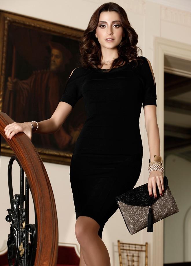 AZM TRIKO Elbise Markafoni'de 144,75 TL yerine 57,99 TL! Satın almak için: http://www.markafoni.com/product/3368758/