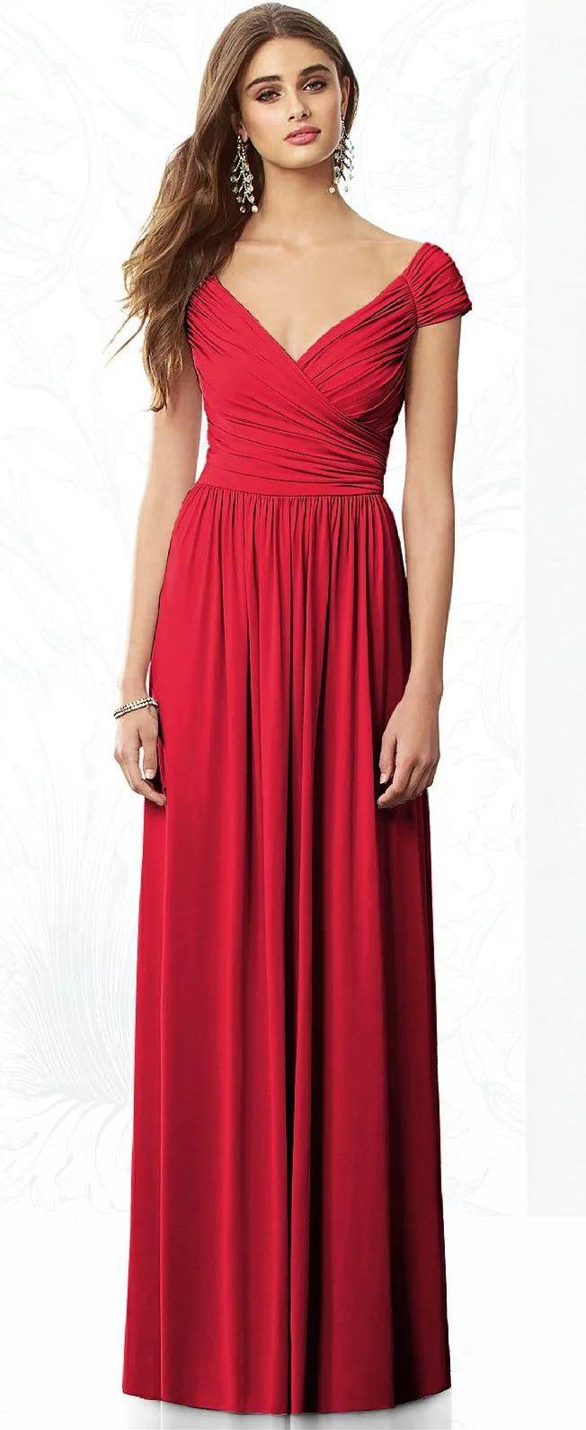 359 best bridesmaid dresses images on pinterest long dresses 20 most popular red bridesmaid dresses ombrellifo Choice Image