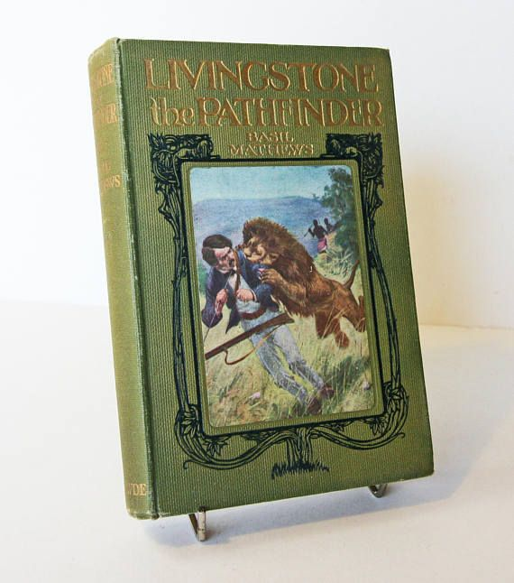 Livingstone on Pinterest Faux rock, Leather leaf and David - dr livingstone i presume accessories