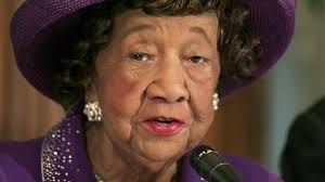 Happy 102nd Birthday Dorothy Height! Thank you for all you have done!  Via heavy.com