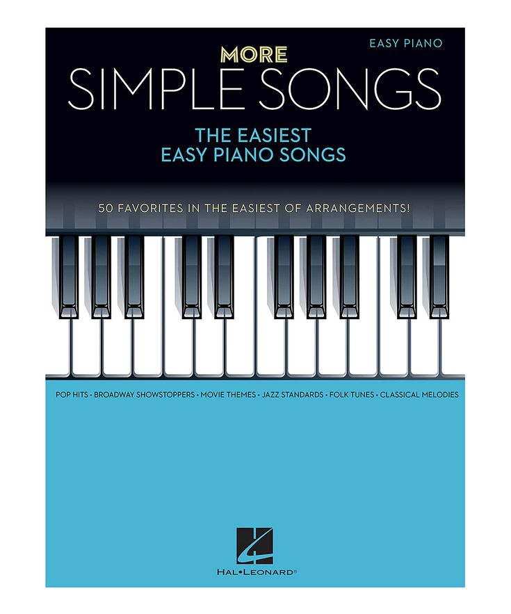 17 Best Ideas About Easy Piano Songs On Pinterest