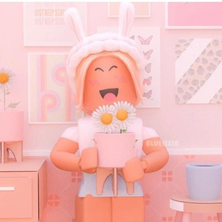 Pink Blush House 38 Followers 194 Following 115 Likes Watch Awesome Short Videos Created By 1k Pendidikan Seni Roblox Gambar