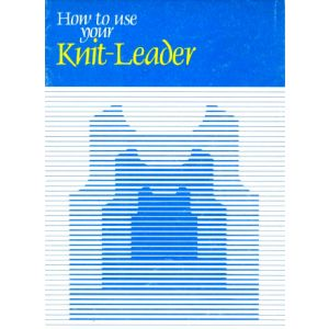 Brother KH881 Using Your Knitleader User Guide - Brother-KnitKing