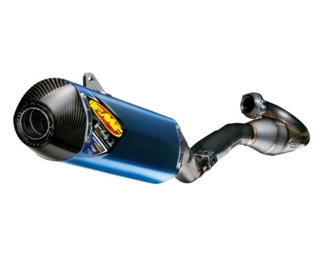FMF FACTORY 4.1 RCT ANODIZED CARBON FULL EXHAUST CRF 250