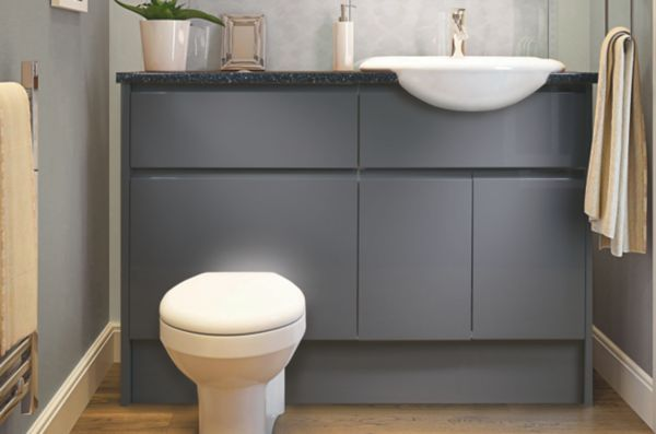 Creative City Basin And Integrated Worktop  Roper Rhodes