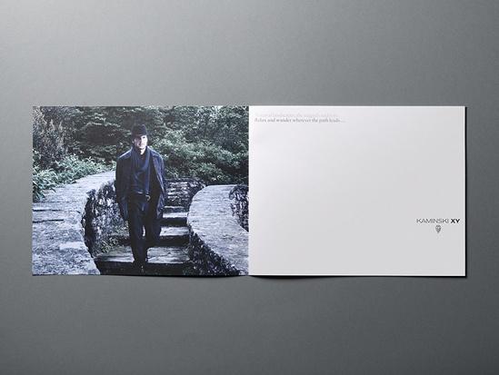 Helen Kaminski - catalogue design