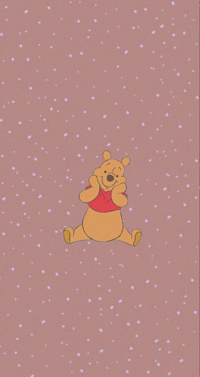 Wallpaper Cute Winnie The Pooh Winnie The Pooh Background Cute Cartoon Wallpapers