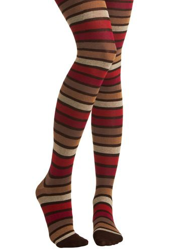 love these stripe tights