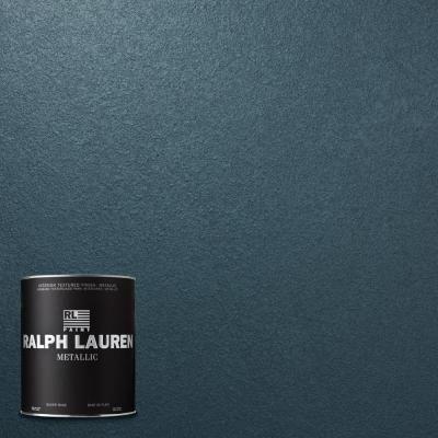 Ralph lauren 1 qt rich blue metallic specialty finish for Where to find ralph lauren paint