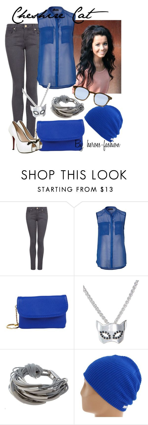 """""""Cheshire Cat"""" by heroes-fashion ❤ liked on Polyvore featuring MANGO, Modström, christopher. kon, Zoe & Morgan, Armani Exchange, Neff and Garrett Leight"""