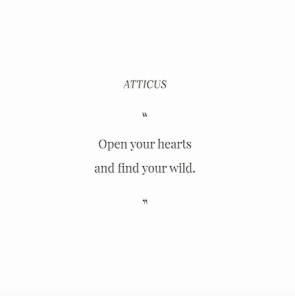 #atticuspoetry #atticus #poetry #loveherwild