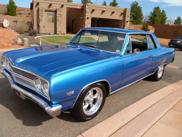 1965 Chevy Malibu SS Super Sport This has me written all over it!!! :)