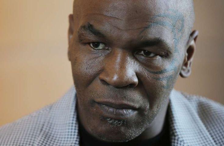 Mike Tyson breaks ground on marijuana farm and luxury resort in California - SFGate