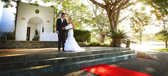 Wedding Venue at RACV Royal Pines Resort on the Gold Coast near Surfers Paradise