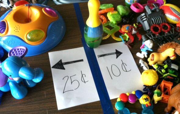 1000  ideas about garage sale organization on pinterest