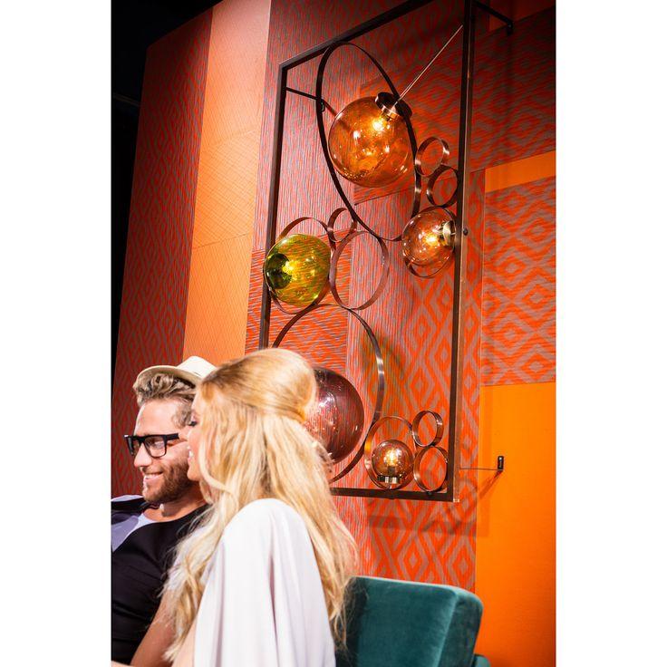 Balloon Colore LED Wall Lamp • WOO Design