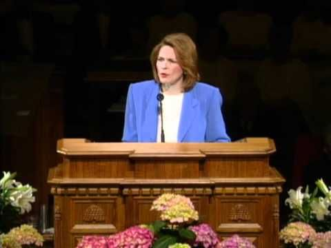 Our Only Chance - Sheri L. Dew - April 1999 General Conference