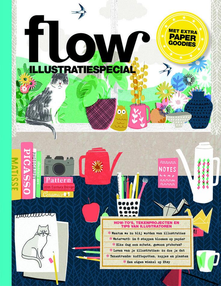Flow 2015 - Illustratiespecial.
