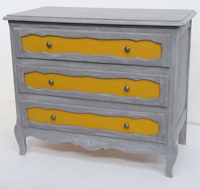 9 best Chiffonnier relooké images on Pinterest Painted furniture
