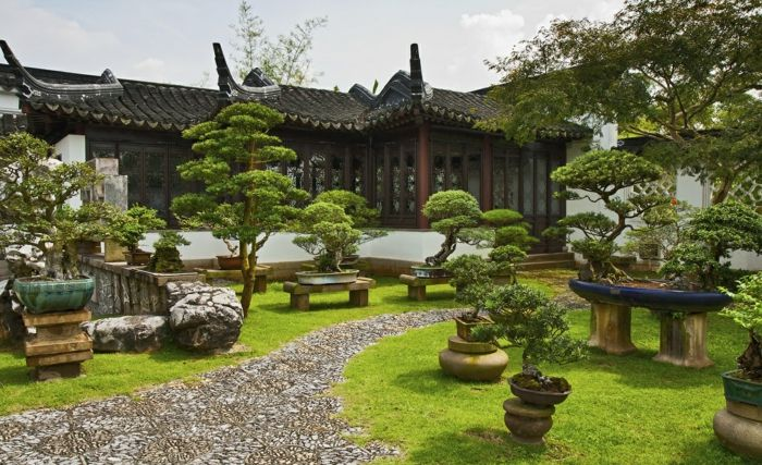 The 41 best Jardin feng shui images on Pinterest | Asian garden ...