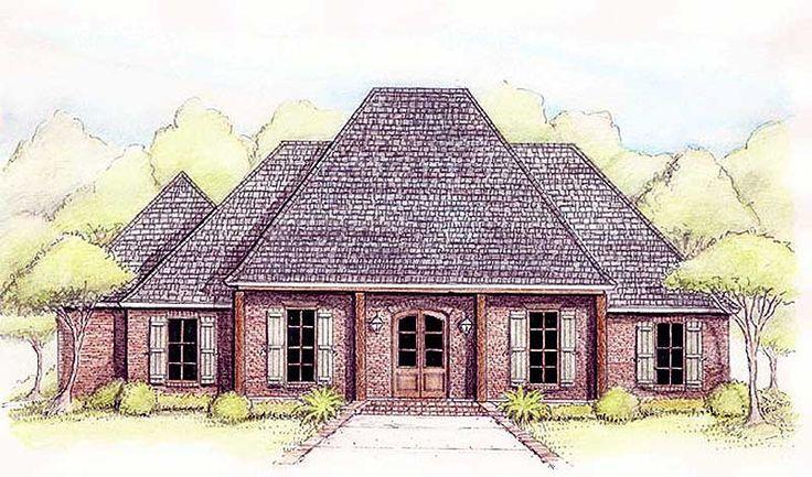 michael campbell design, lc | lafayette, louisiana | acadian house