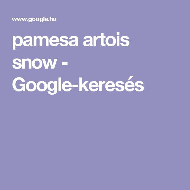 pamesa artois snow - Google-keresés