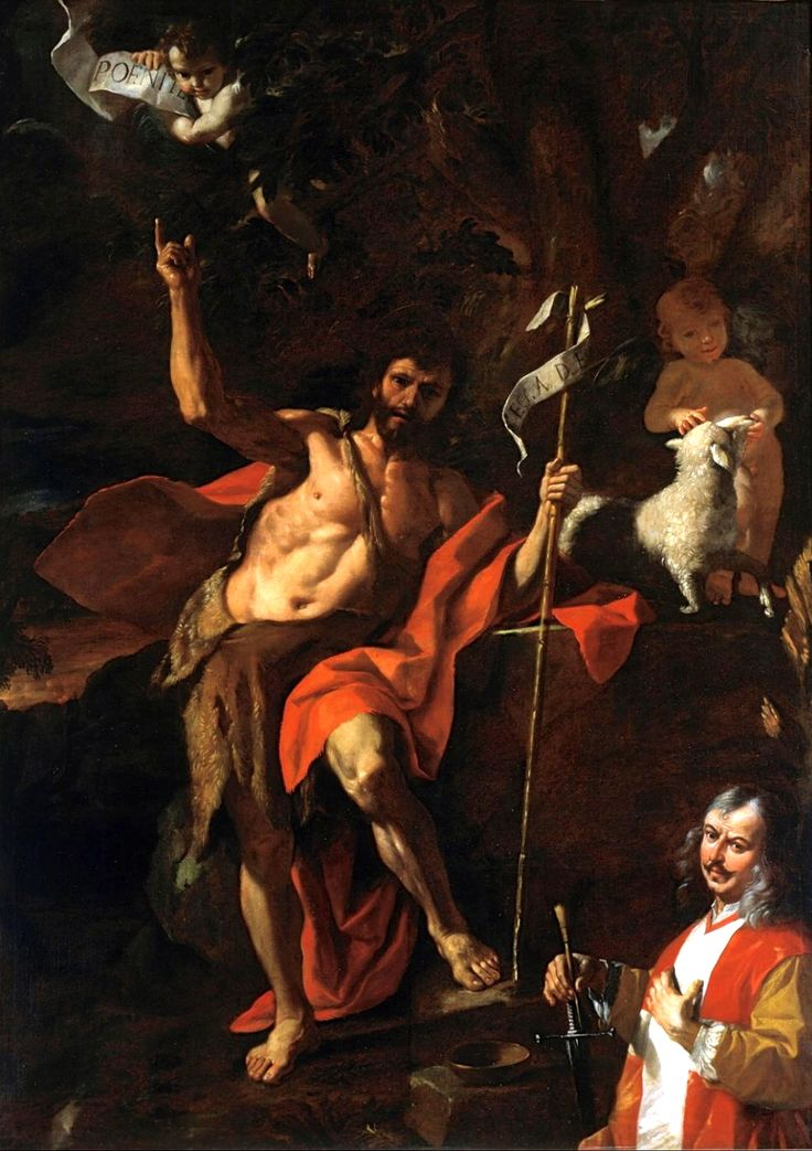 st john the baptist preaching by mattia Mattia preti (24 february 1613 – 3 january 1699) was an italian baroque artist who worked in italy and malta he was also a member of the order of saint john born in the small town of taverna in calabria, preti was called il cavalier calabrese (the calabrian knight) after he was accepted into the order of st john (knights of malta) in 1660.