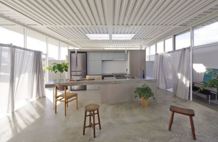 15 Examples Of Kitchens That Have Concrete Countertops