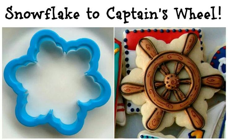 For pirate cookies