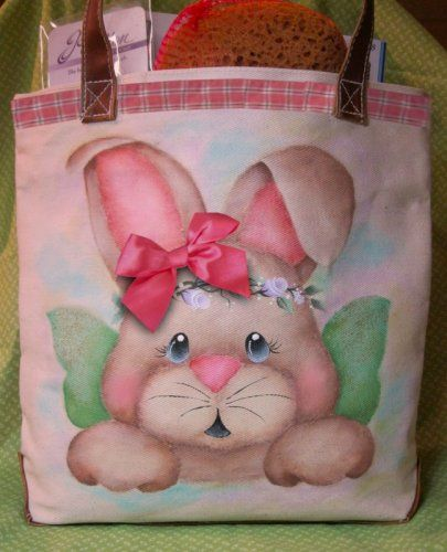 Bunny Angel ePacket - Click Image to Close