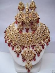 Image result for indian wedding jewelry