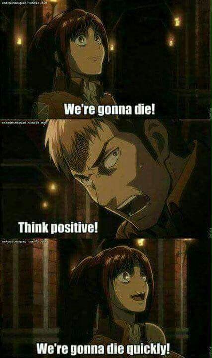Lol  Attack on Titan humor